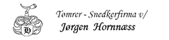 Tømrer- Snedkermester Jørgen Hornnæss logo